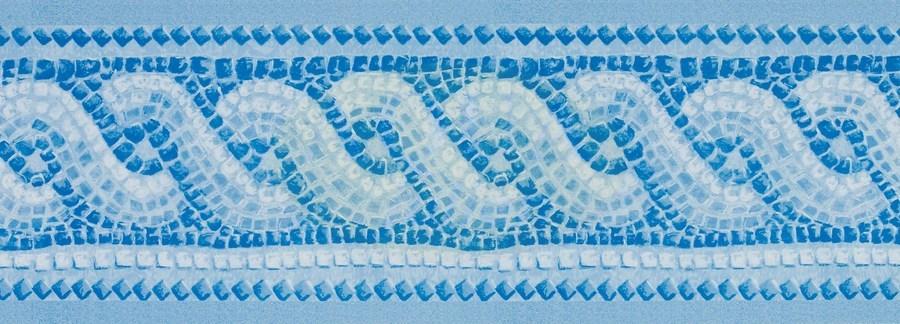 Bandeau frise en liner 75 100 le m tre for Frise pour liner piscine pas cher