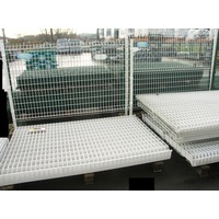 Panneau Bekafor L2.00m H1.53m Blanc