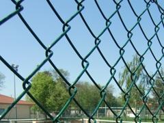 Grillage simple torsion vert