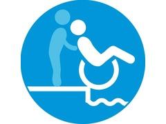 Matériel erp accesibilité piscine
