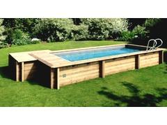 piscine bois julien