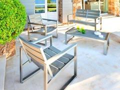 salon de jardin d tente bas d 39 ext rieur. Black Bedroom Furniture Sets. Home Design Ideas