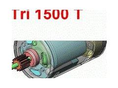 Moteur Electrique Triphasé 1500tr/min