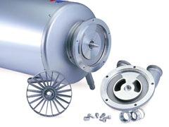 Pièces pompe eau elec. centrifuge