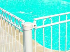 Clôture piscine homologuée