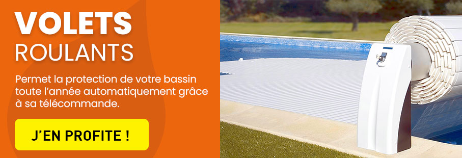 volets roulants sécurité piscine magasin Julien