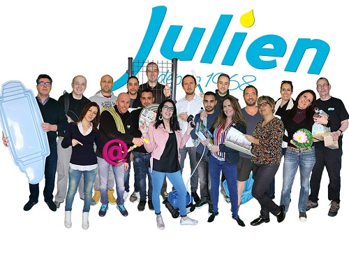 julien groupe 2018