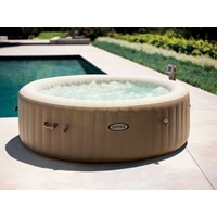 Spa Gonflable Rond INTEX AIR 2.16 0.71m 6 Places
