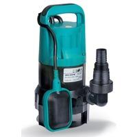 Pompe submersible en plastique pour eaux chargées