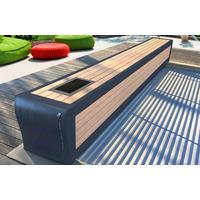 Volet Roulant Hors-sol Banc Full Design Solaire