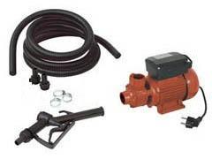 Pièces Pompe Eléctric Spéciale Fuel Lait